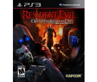 Игра для PS3 Resident Evil: Opeartion Raccoon City, русские субтитры