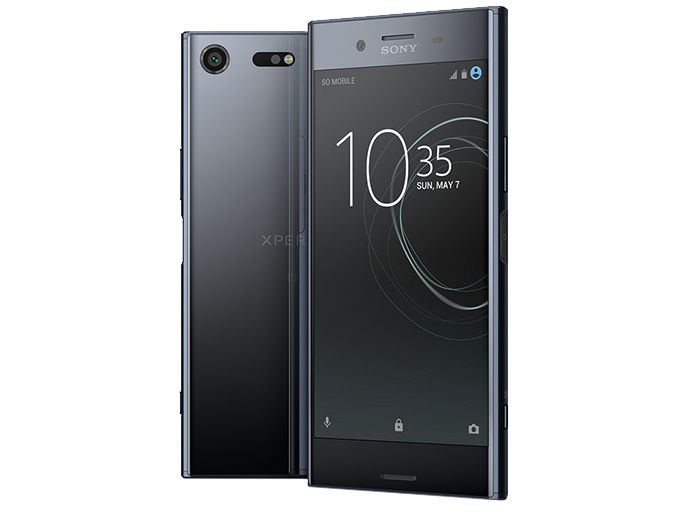 Смартфон Sony Xperia XZ Premium Dual 64Gb Черный со скидкой