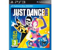 Игра для PS3 Just Dance 2016 PS Move, русская документация