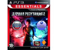 Игра для PS3 Дурная репутация 2 (Essentials)
