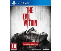 Игра для PS4 Evil Within, русские субтитры