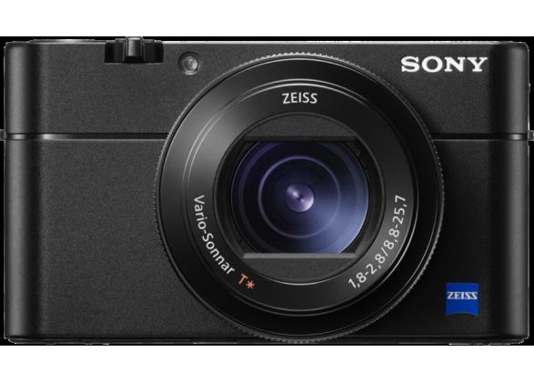 Фотоаппарат Sony DSC-RX100M5 Черный со скидкой