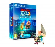 Игра для PS4 Asterix&Obelix XXL 3 The Crystal Menhir Limited Edition, русская версия