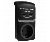 Сетевой фильтр Monster MP EXP 100U DE, 1 розетка, USB