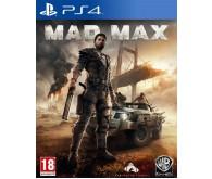 Игра для PS4 Mad Max, русские субтитры