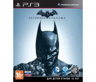 Игра для PS3 Batman Arkham Origins: Blackgate, русские субтитры