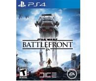 Игра для PS4 Star Wars: Battlefront, русская версия