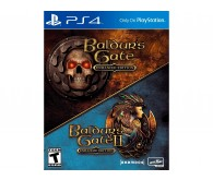 Игра для PS4 Baldur's Gate + Baldur's Gate 2: Enhanced Edition