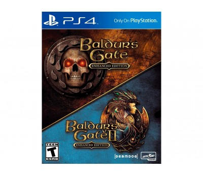 Игра для PS4 Baldur's Gate + Baldur's Gate 2: Enhanced Edition – цена и описание