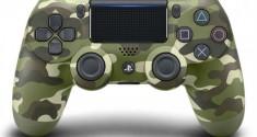 Sony представила обновленный контролер Green Camo DualShock 4 для PlayStation 4