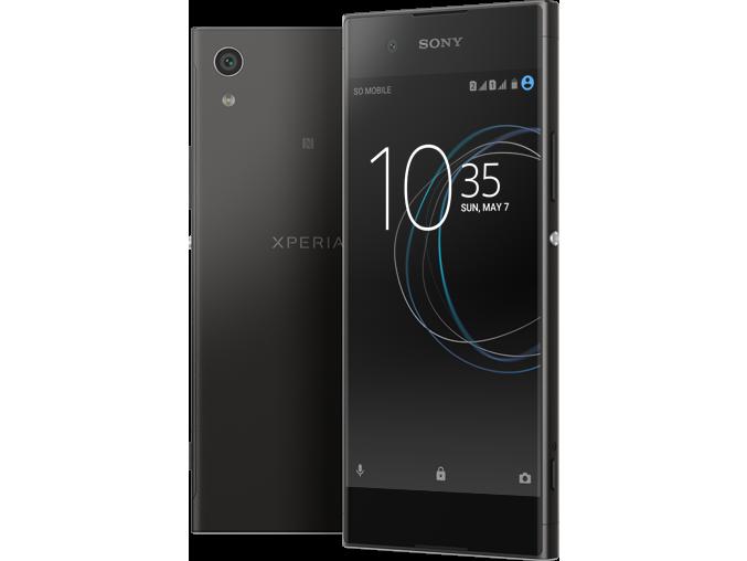 Смартфон Sony Xperia XA1 Dual 32Gb Черный со скидкой