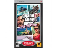 Игра для PSP Grand Theft Auto: Vice City Stories (Platinum), русская документация