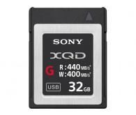 Карта памяти XQD Sony QD-G32E 32 ГБ