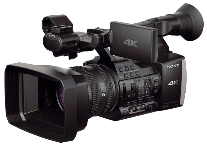Видеокамера Sony FDR-AX1 Черный со скидкой