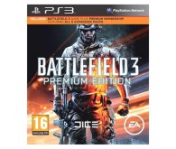 Игра для PS3 Battlefield 3. Premium Edition