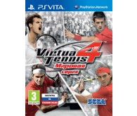 Игра для PS Vita Virtua Tennis 4: Мировая серия
