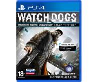 Игра для PS4 Watch Dogs, русская версия