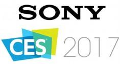 Sony представила новейшие продукты на выставке CES 2017