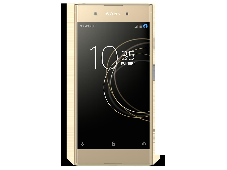 Смартфон Sony Xperia XA1 Plus Dual 32Gb Золотистый со скидкой