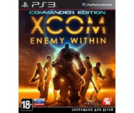 Игра для PS3 XCOM: Enemy Unknown, русская версия