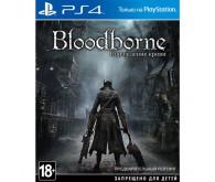 Игра для PS4 Bloodborne: Порождение крови, русские субтитры