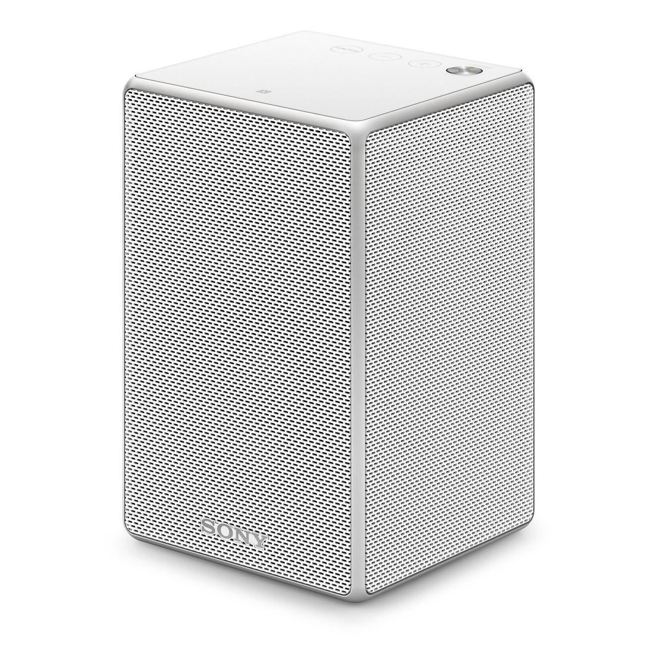 Портативная акустика Sony SRS-ZR5, Bluetooth, NFC, Wi-Fi Белый со скидкой
