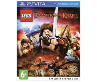Игра для PS Vita LEGO Властелин Колец, русские субтитры