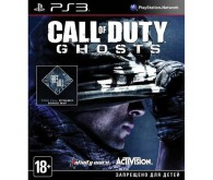 Игра PS3 Call of Duty Ghosts Free Fall Edition русская версия
