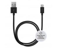 Кабель Deppa USB - micro USB 1.2 м
