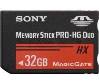 Карта памяти Memory Stick Pro-HG Duo HX 32ГБ