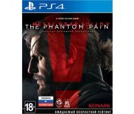 Игра для PS4 Metal Gear Solid V: The Phantom Pain, русские субтитры
