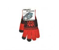 Шерстяные перчатки Beewin для емкостных дисплеев размер M