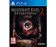 Игра для Sony PS4 Resident Evil. Revelations 2, русские субтитры