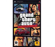 Игра для PSP Grand Theft Auto: Liberty City Stories (Platinum), русская документация