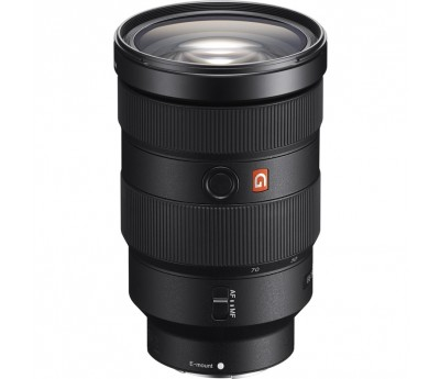 Объектив Sony FE 24-70mm F2.8 GM (SEL-2470ZGM) – цена и описание