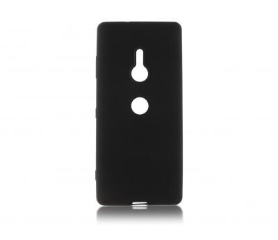 Матовый силиконовый <b>чехол BROSCO Colourful для</b> Sony Xperia ...