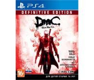 Игра для PS4 DmC Devil May Cry. Definitive Edition, русские субтитры