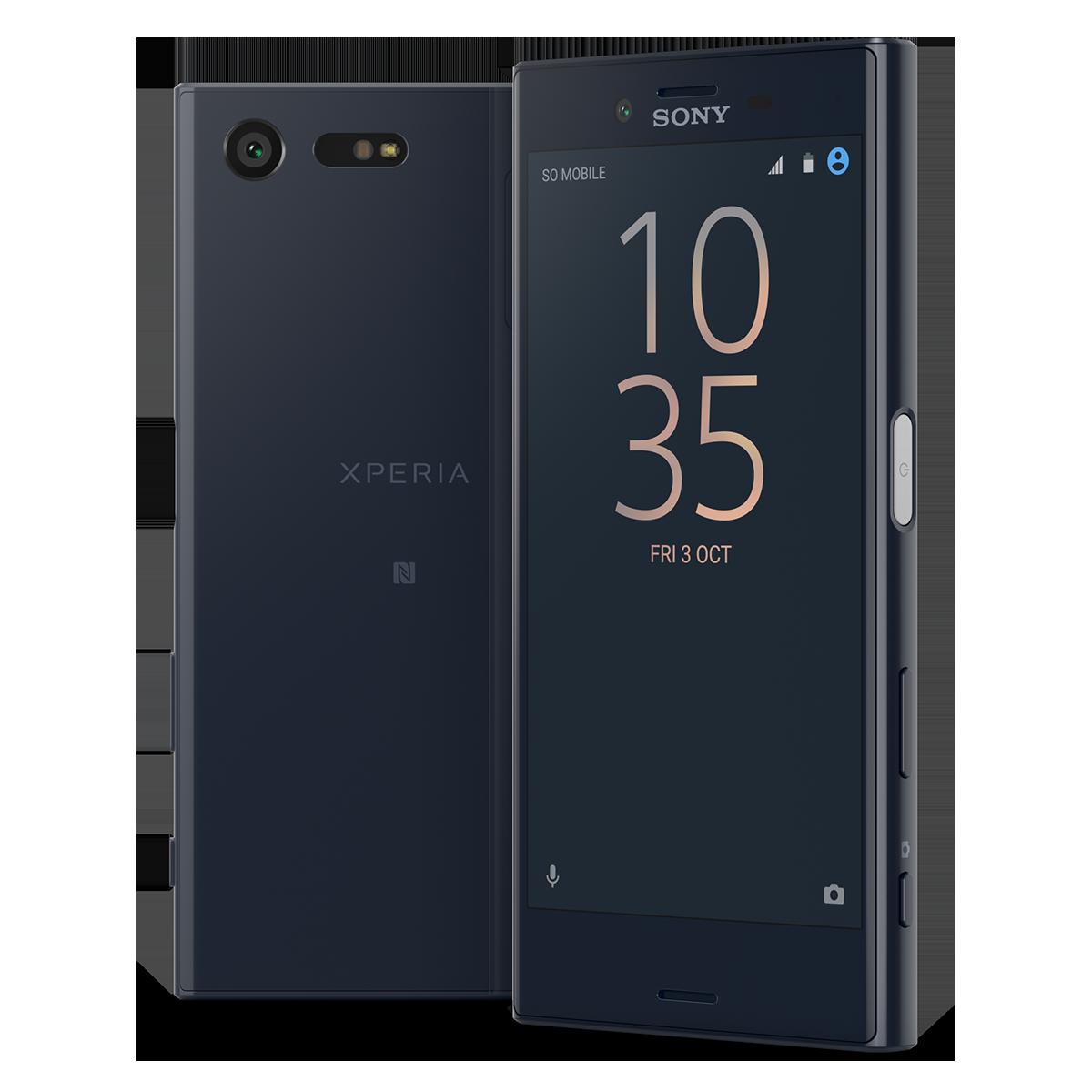 Смартфон Sony Xperia X Compact 32Gb Синий со скидкой