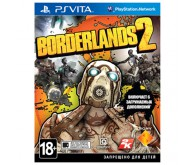 Игра для PS Vita Borderlands 2, русская документация