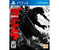Игра для PS4 Godzilla 2015, русская документация
