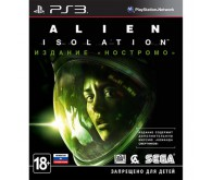 Игра для PS3 Alien: Isolation. Nostromo Edition, русская версия