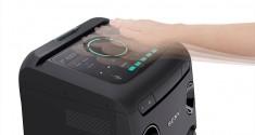 Sony представила новую аудиосистему MHC-V77DW для ярких вечеринок