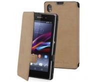 Чехол Muvit FlipCover MadeinParis для Sony Xperia Z1