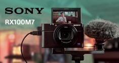 Предзаказ на новую компактную камеру RX100M7/M7G