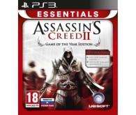 Игра для PS3 Assassin's Creed 2 Game of the Year Edition (Essentials), русская версия
