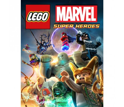 Игра для PS4 LEGO Marvel Super Heroes – цена и описание