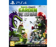 Игра для PS4 Plants vs. Zombies Garden Warfare, русская документация