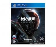 Игра для PS4 Mass Effect: Andromeda, русские субтитры