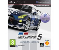 Игра для PS3 Gran Turismo 5 Academy Edition (с поддержкой 3D)