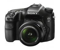 Цифровой зеркальный фотоаппарат Sony Alpha SLT-A68 Kit 18-55
